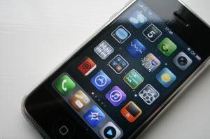 Weight management with iphone apps
