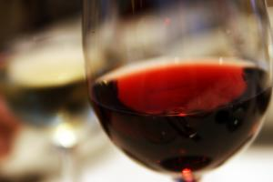 Why red wine does a heart good