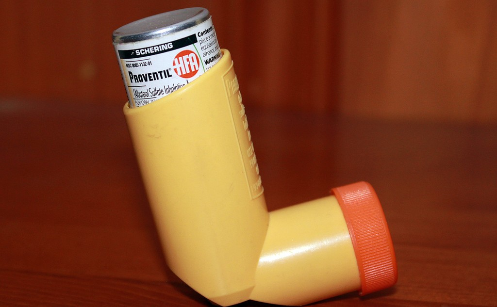 steroid inhalers for toddlers