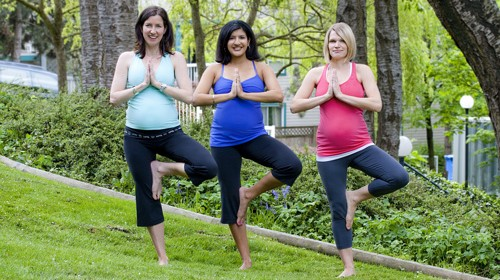 Yoga Exercises For The Second And Third Trimester