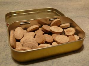Zinc lozenges and the common cold